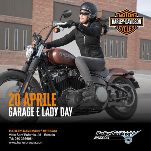 Garage e Lady Day